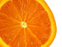 Macro citrus fruit Royalty Free Stock Photos