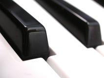 Macro clavier Image libre de droits