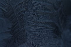 Macro close up of ice particles texture snow freezing Royalty Free Stock Photos