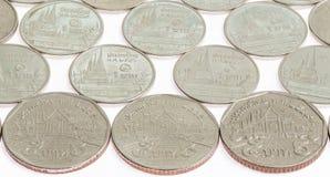 Macro coin Royalty Free Stock Photos