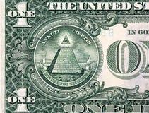 Macro colpo del dollaro!!!! royalty illustrazione gratis