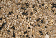 Macro of construction materials Royalty Free Stock Photos