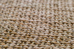 Macro Of Cotton Surface Royalty Free Stock Photography