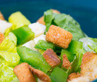 Macro Crouton Stock Photos