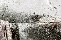 Macro Crystal Faded Immagini Stock Libere da Diritti