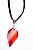 Macro of crystal jewelry Royalty Free Stock Photos