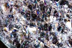 Macro de bulle de savon Images libres de droits