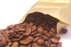 Macro de Cofee Fotografía de archivo