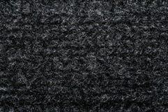 Macro de la tela de las lanas Fotos de archivo