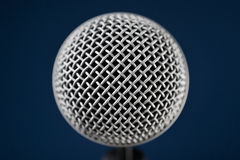 Macro de microphone Image stock