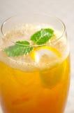 Chá de gelo de refrescamento Foto de Stock Royalty Free