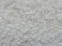 Macro de sel brut image stock