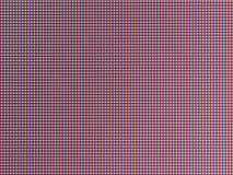 Macro dei pixel su uno schermo Immagini Stock Libere da Diritti