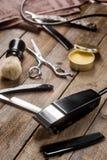 Macro del tagliatore elettrico fotografia stock