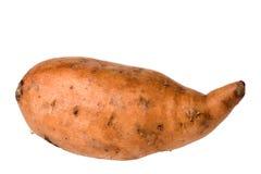 Macro della patata dolce fotografie stock libere da diritti