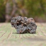 Goethite. Macro detail of mineral Goethite Stock Images