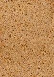Macro di struttura del pane integrale Fotografia Stock Libera da Diritti
