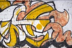 Macro dichte omhooggaand van verschillende kleurrijke acryl van de kleurenolieverf Modern kunstconcept stock afbeeldingen
