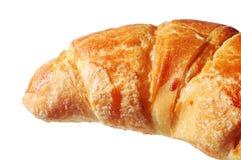 Macro do croissant Foto de Stock Royalty Free