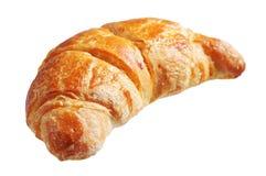 Macro do croissant Fotografia de Stock Royalty Free