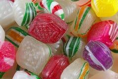 Macro dos doces duros Fotos de Stock