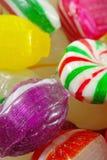 Macro dos doces duros Foto de Stock