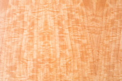 Macro du placage en bois Photos stock