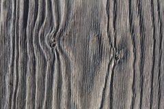 Macro en bois de grain Photographie stock libre de droits