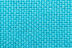 Macro of fabric weave texture surface Stock Image