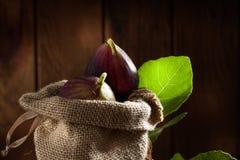 Macro figs Stock Image