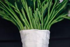 Macro fond de neutre de bouquet Photo stock