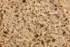 Macro fondo di struttura del pane Fotografia Stock Libera da Diritti