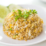Macro Fried rice Stock Images