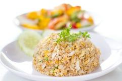 Macro Fried rice Royalty Free Stock Photography