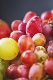 Macro grape Stock Photos