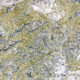 Macro green and grey rock texture Royalty Free Stock Photo