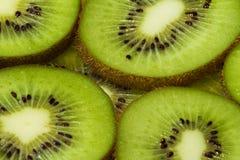 Macro kiwi Stock Image