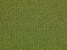 Macro green sweater Royalty Free Stock Photos
