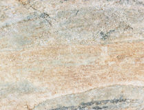 Macro grey and beige rock texture Stock Photography