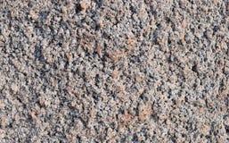 Macro grijs en roze graniet stock afbeeldingen