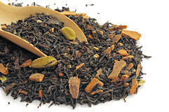 Chinese tea with cardamom Royalty Free Stock Photo