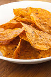 Spicy Chips Stock Image