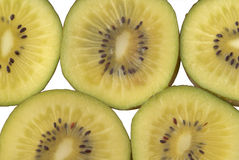 Macro of a kiwi Stock Photography