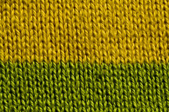 Macro knitting Royalty Free Stock Image