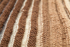 Macro knitting background Stock Image