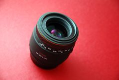 Macro Lens Stock Afbeeldingen