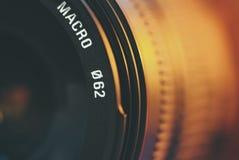 Macro lense Royalty Free Stock Image