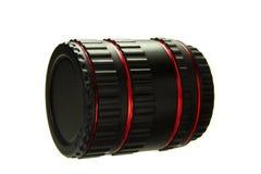 Macro lente del riempitivo Fotografia Stock