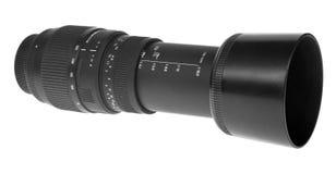 Macro lentille télé- Photographie stock libre de droits