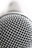 Macro microphone Royalty Free Stock Image